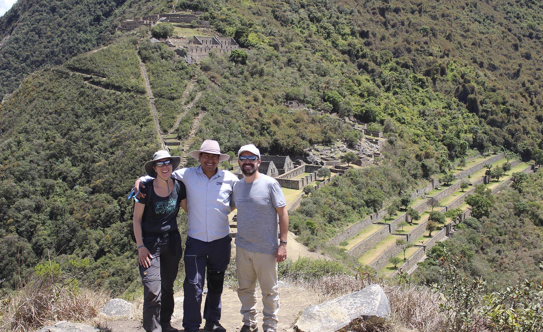 Mysterious Choquequirao : 7D
