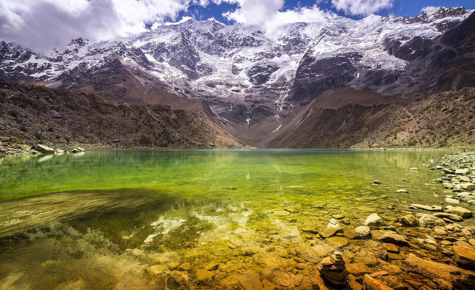 Humantay Lake : 1D
