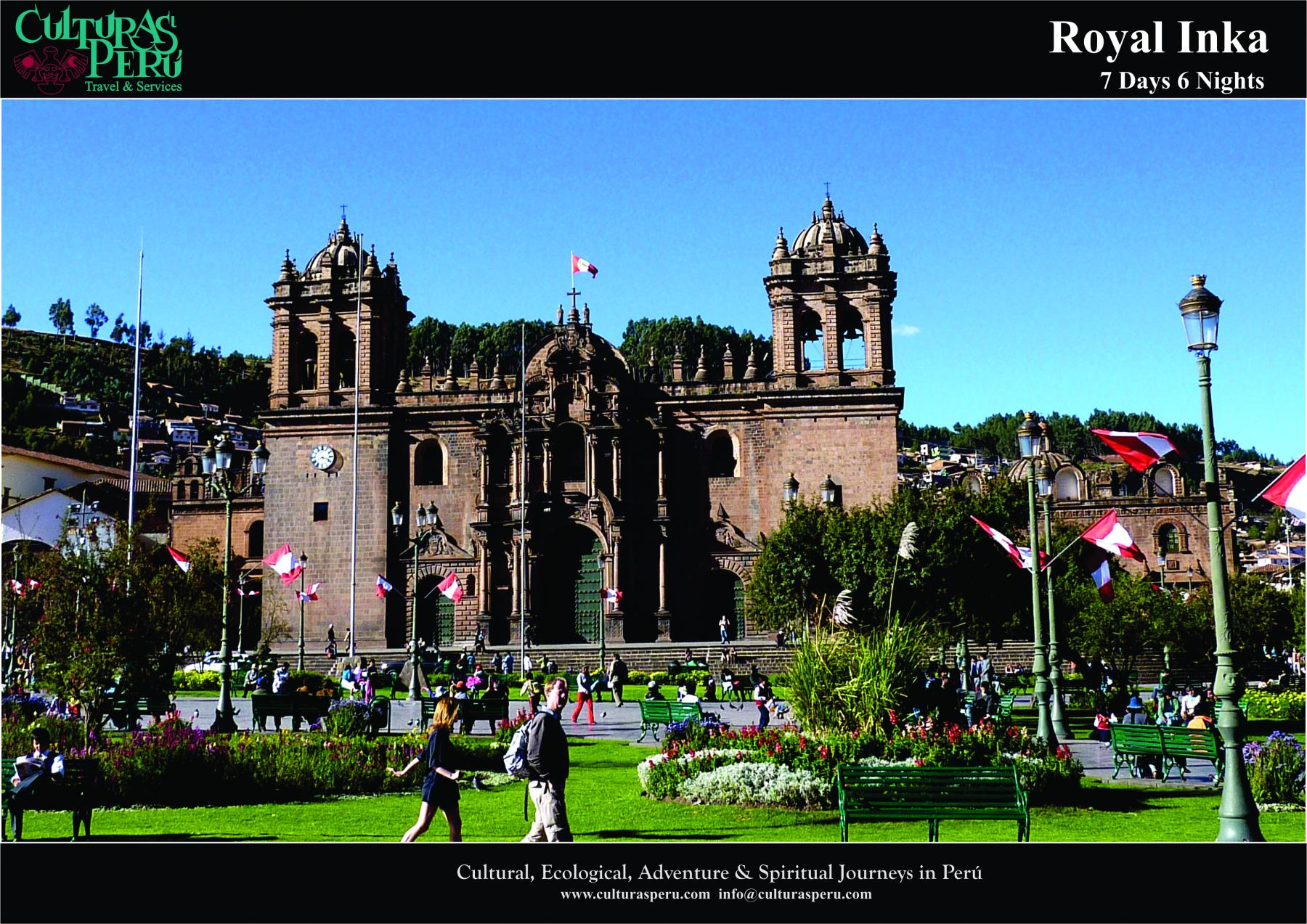 Day 1: Cusco (City Tour)