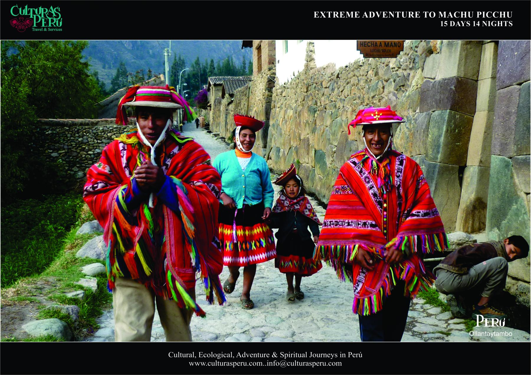 Day 4: Ollantaytambo - Sacred Valley