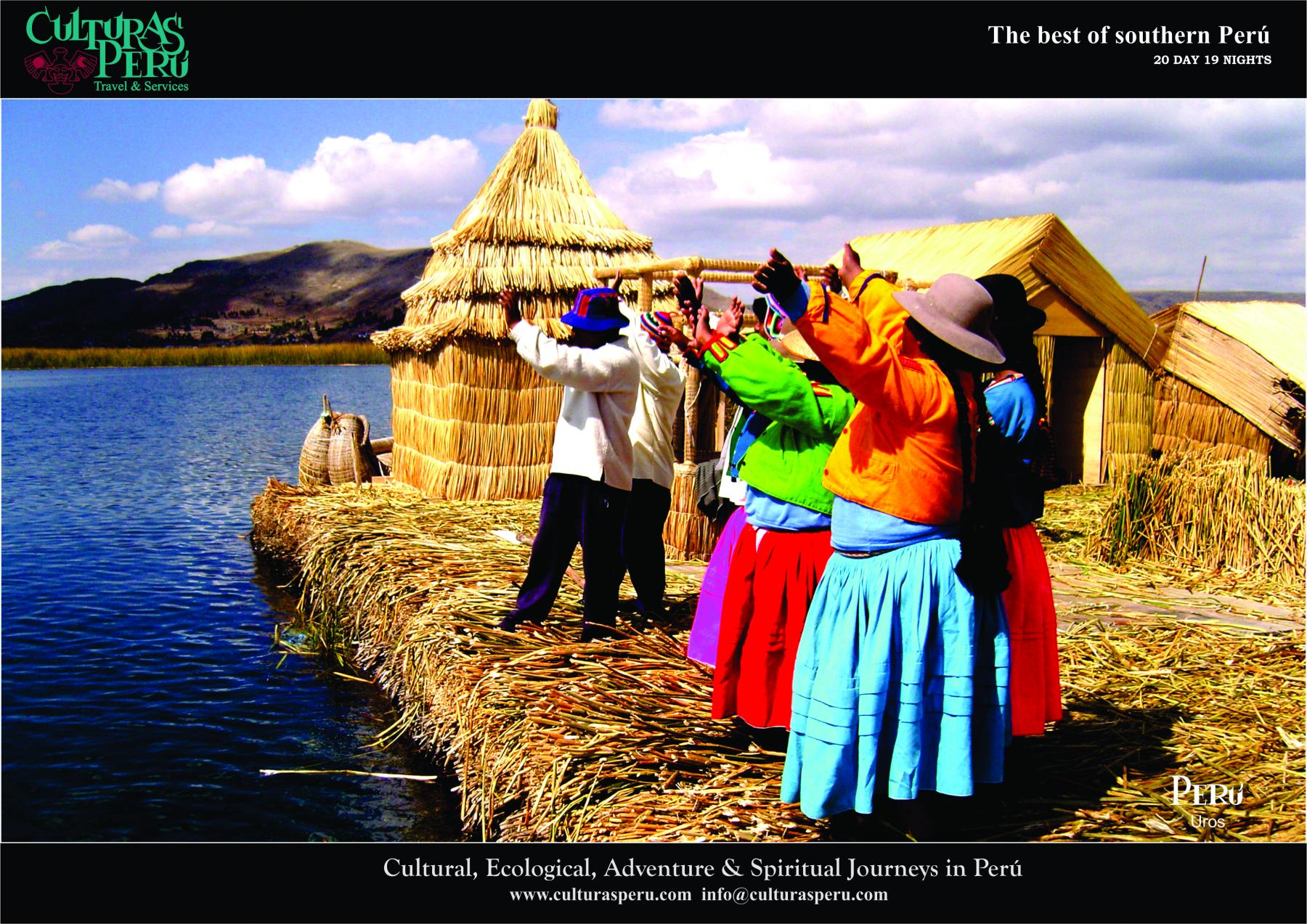 Day 8: Titicaca Lake - Uros And Amantani Islands