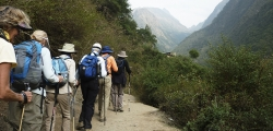 Inca Trail to Machu Picchu - 5 days