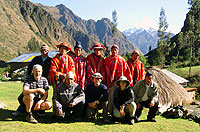 Inka Trail, Tourist , Guides, and Porters